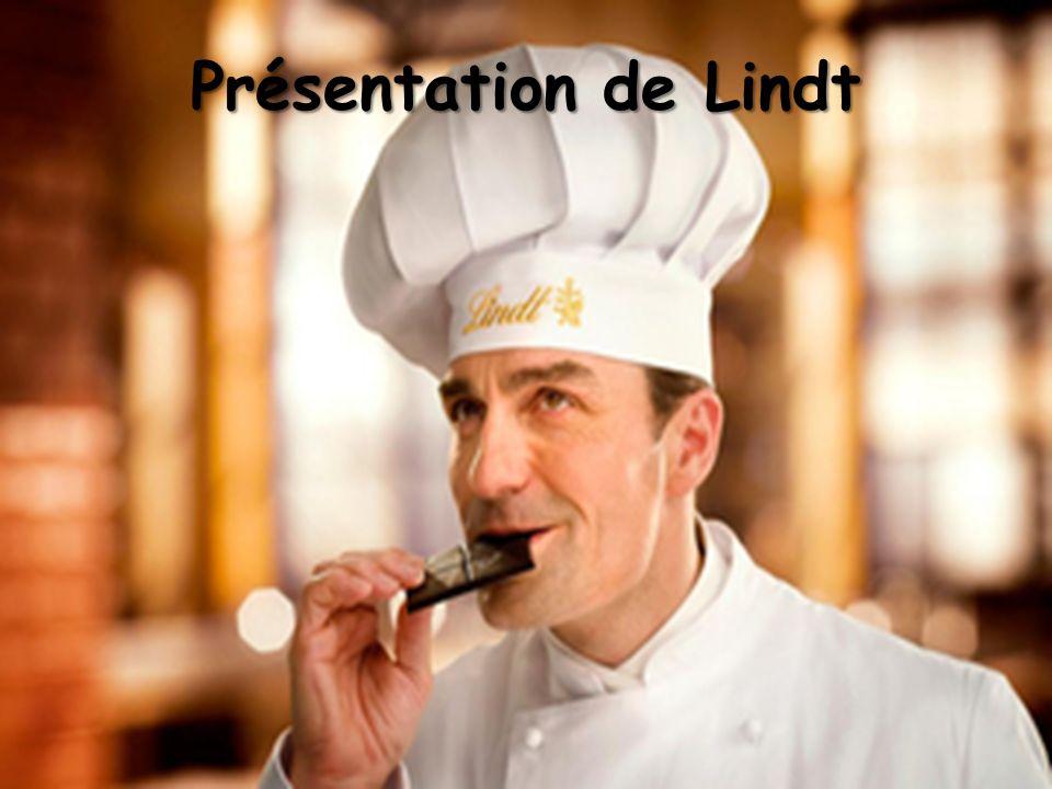 Présentation de Lindt