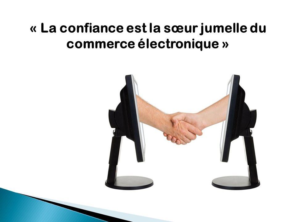 « La confiance est la sœur jumelle du commerce électronique »