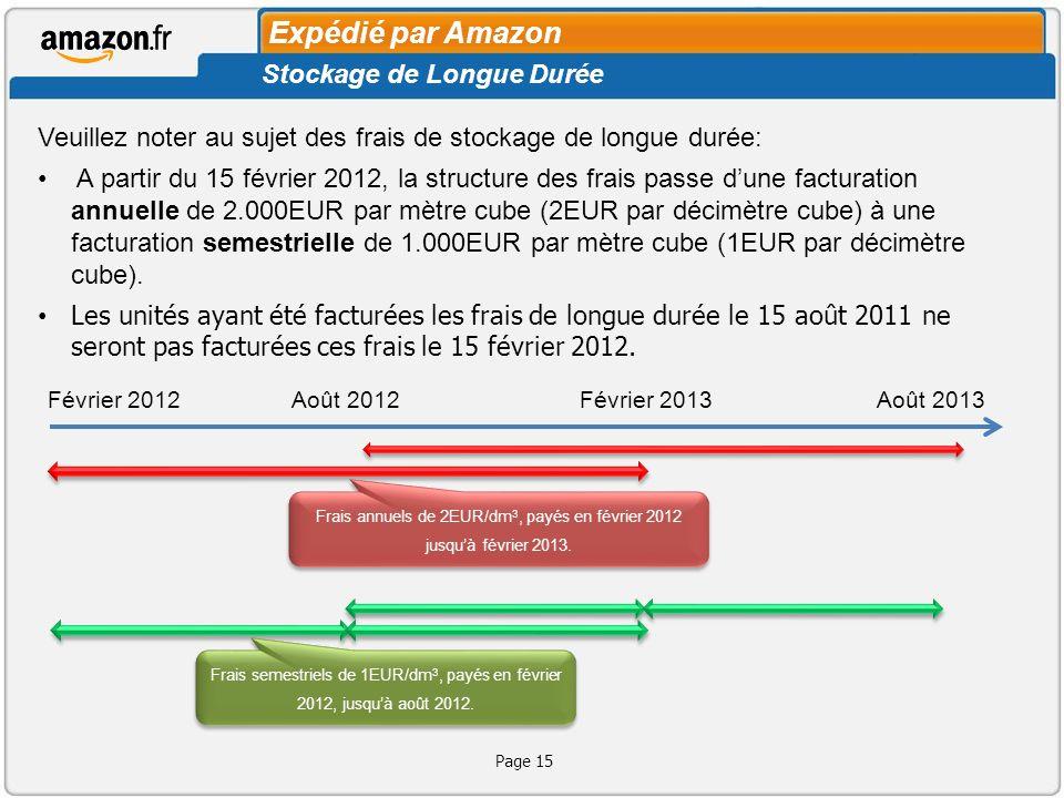 Agenda Aperçu des Rapports Expédié par Amazon Rapports sur les ventes Rapport sur les retours clients Rapport sur létat du stock Stockage de longue durée Nouveautés Questions et réponses Références utiles Page 16