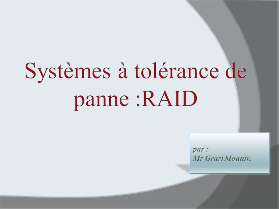 par : Mr Grari Mounir.