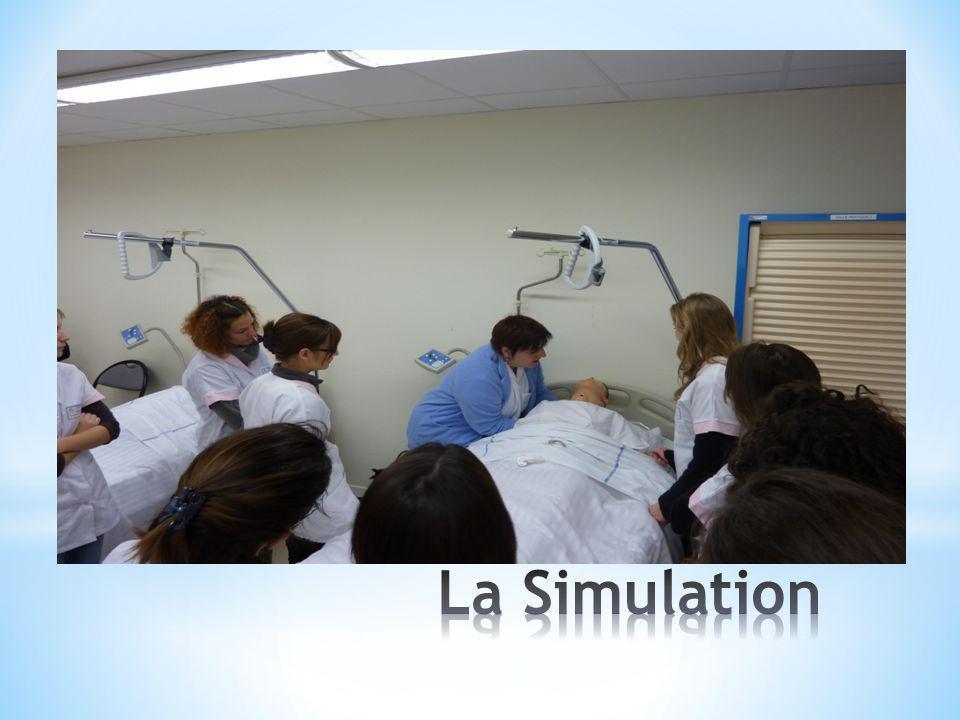 * Unité denseignement des sciences et techniques infirmières, interventions (UE 2.10;4.1; 5.1 du S1) * Mise en œuvre des compétences 3 (accompagner une personne dans la réalisation des soinsquotidiens) et 4 (mettre en œuvre des actions à visée diagnostique et thérapeutique) - Hygiène, réfection de lit, manutention,techniques de soins ( pose de voie veineusepériphérique, sondages …), gestes durgences,anglais…