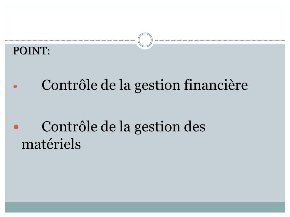 Rapport financiers Registres Comptables Pièces Justificatives BASES DE CONTROLES DE LA COUR