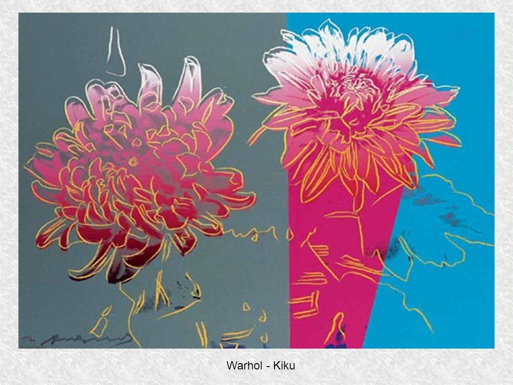 Warhol - Kiku