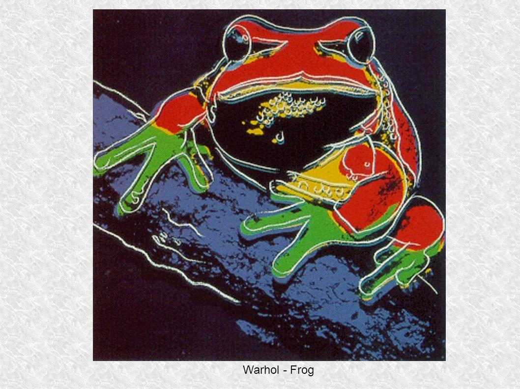 Warhol - Frog