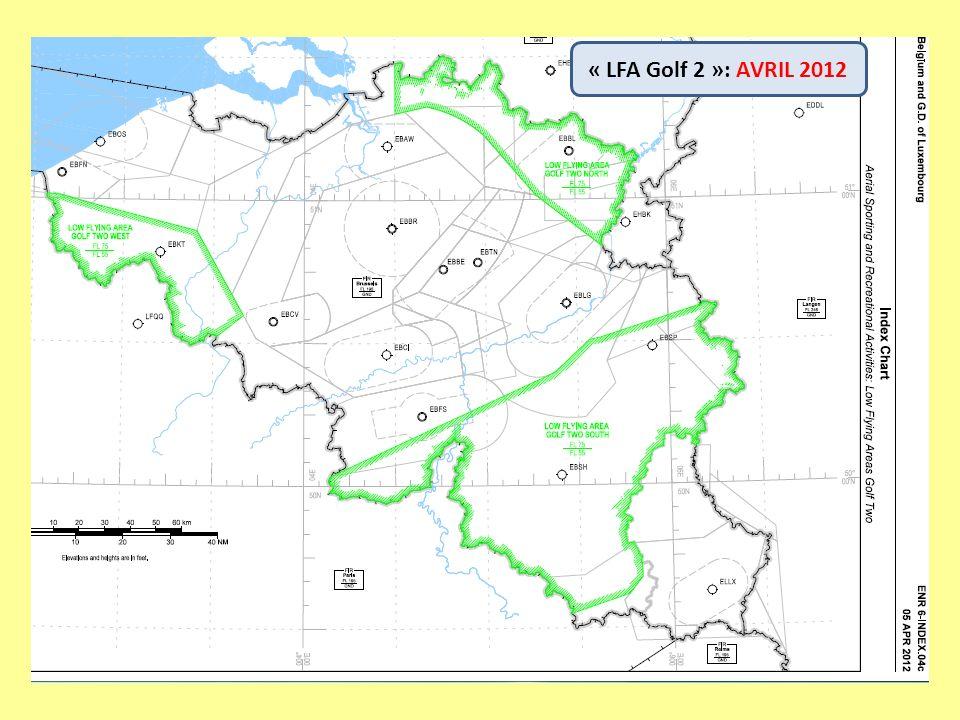 « LFA Golf 2 »: AVRIL 2012