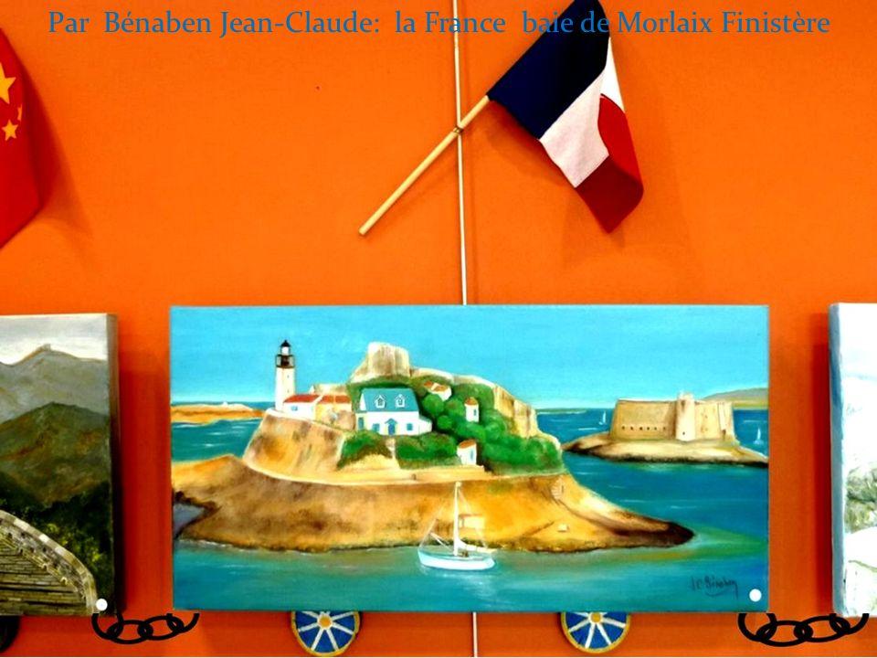Par Bénaben Jean-Claude: la France baie de Morlaix Finistère