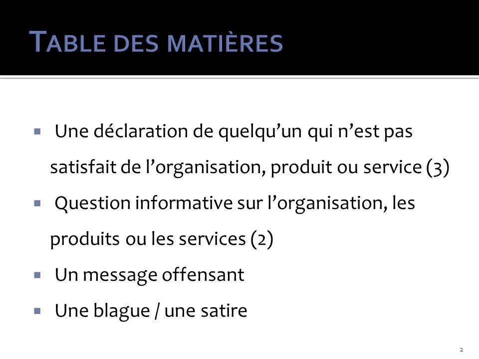 1) Merci 2) OK court Faire de la publicité 3) / https://twitter.com/Peugeot 13