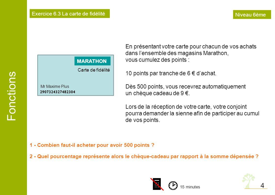 Fonctions 4 MARATHON Carte de fidélité Mr Maxime Plus 2907324327482304 En présentant votre carte pour chacun de vos achats dans lensemble des magasins