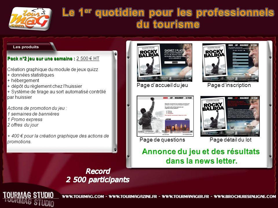 TourMaG.com vous propose de créer à partir de votre Brochure papier une brochure électronique.