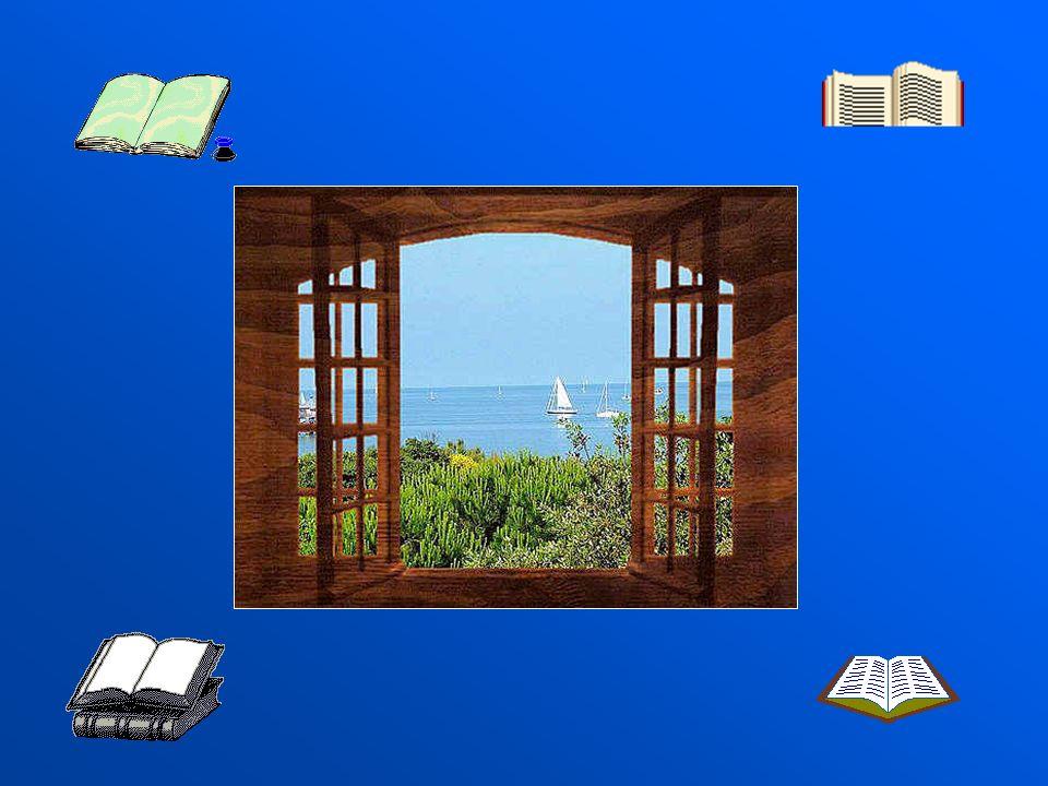 Un livre est une fenêtre par laquelle on sévade. Julien Green.