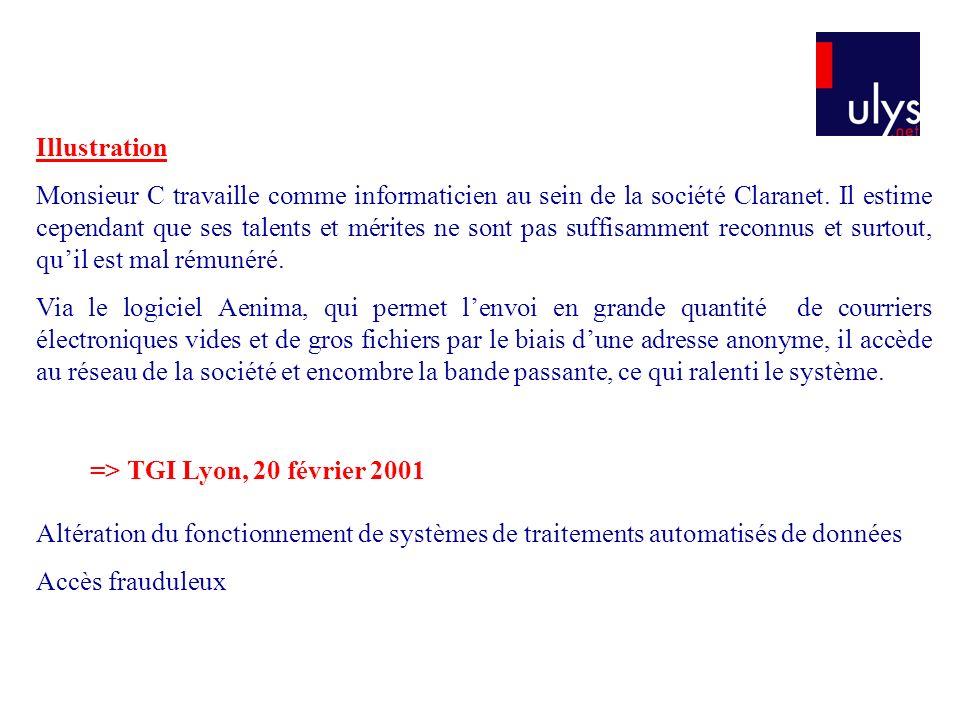 Illustration Monsieur C travaille comme informaticien au sein de la société Claranet.