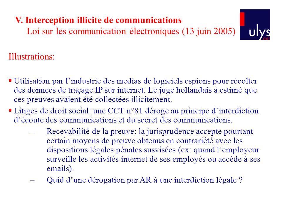 Illustrations: Utilisation par lindustrie des medias de logiciels espions pour récolter des données de traçage IP sur internet.