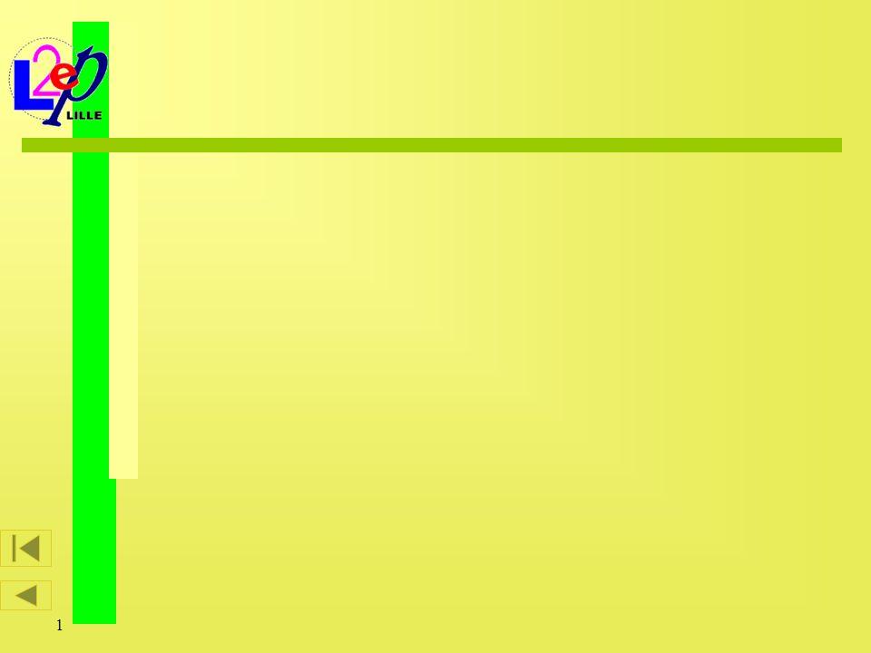 92 Conclusion Commande de modulateurs dénergie Modulateur à n bras deux niveaux Modulateur multiniveaux