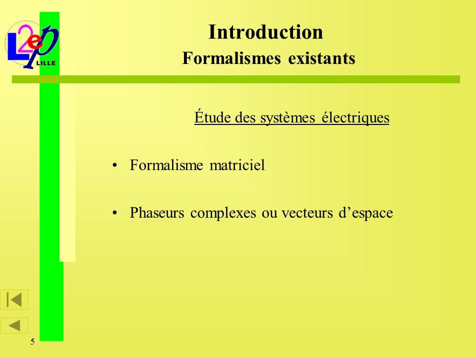 6 Formalisme matriciel Espaces vectoriels