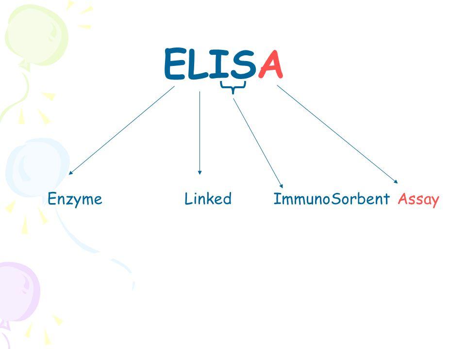 Assay EnzymeLinkedImmunoSorbent ELISA