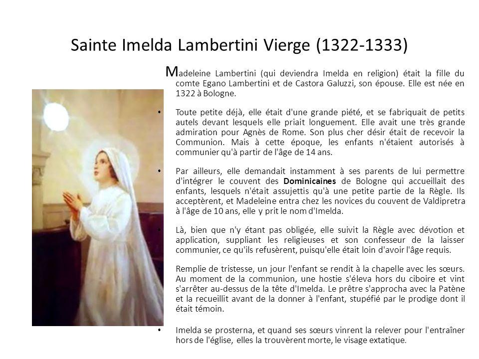 Concile de Trente (1445-1563) « E n ce qui concerne la réception du sacrement, il a toujours été la coutume de lÉglise de Dieu que les laïcs devraient