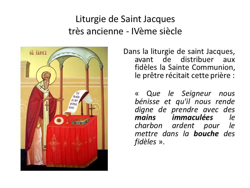 Saint Bonaventure reçoit la communion dans la bouche des mains dun ange (1218-1274) U ne des vertus qui brillaient le plus en Bonaventure, c était l humilité.