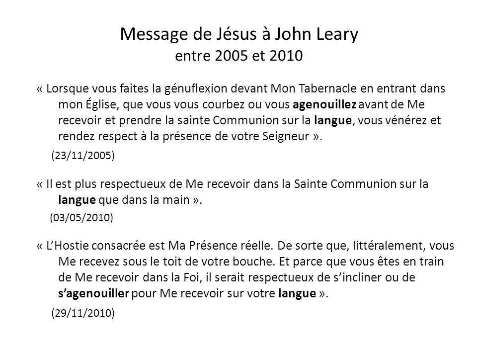Message à Valentina Papagna du 26 janvier 2006 U n ange vînt me visiter et memmena dans un endroit où des âmes sont entrain de souffrir (Purgatoire ?)