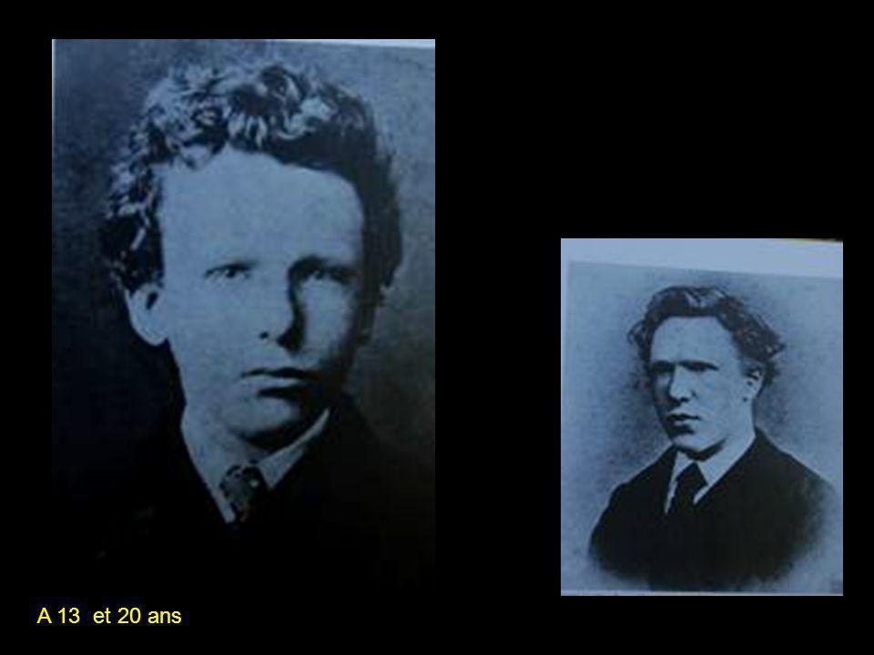 Son âme tourmentée, peinte inlassablement, à travers tous ces autoportraits…. La-t-il trouvée ? Les hommes ont toujours recherché lee pourquoi dune ex