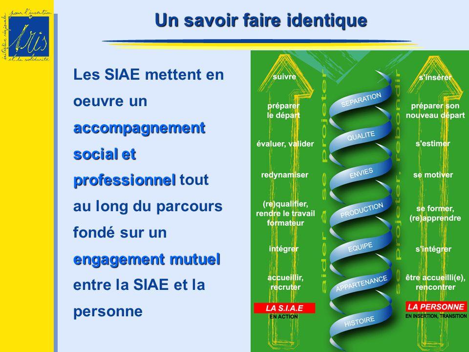 accompagnement social et professionnel engagement mutuel Les SIAE mettent en oeuvre un accompagnement social et professionnel tout au long du parcours