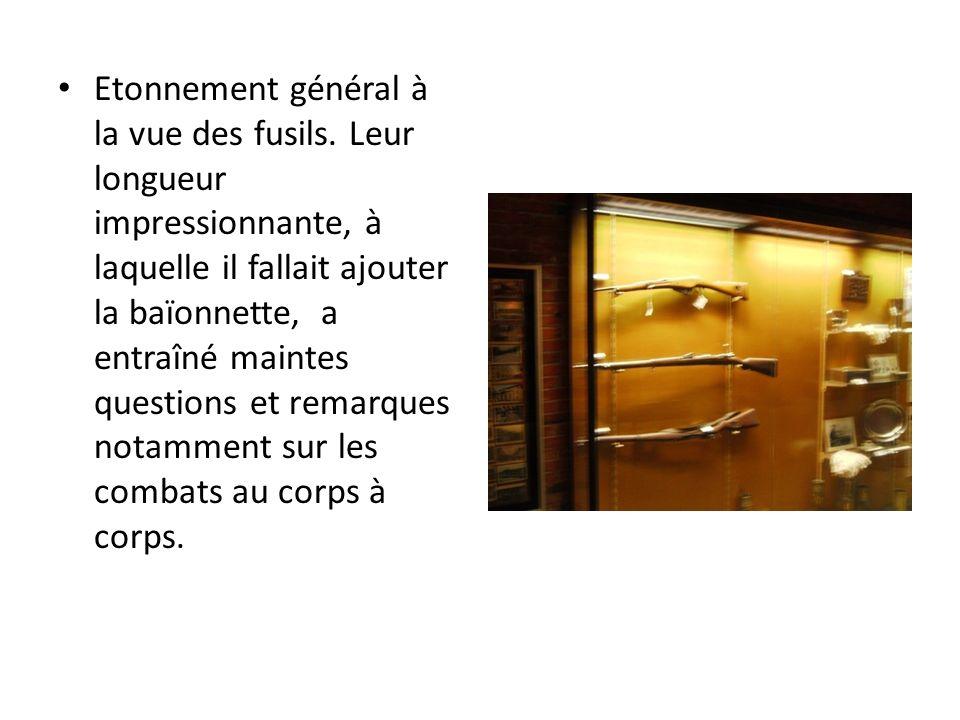 Lossuaire Lieu de mémoire incontournable, lossuaire de Douaumont a laissé les élèves sans voix.