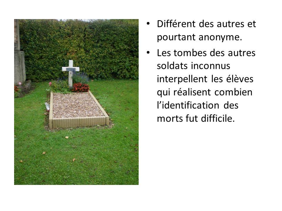 Un sentiment démotion accompagne les élèves vers la sortie du cimetière où ils découvrent des canons ayant servi à la défense de Verdun.