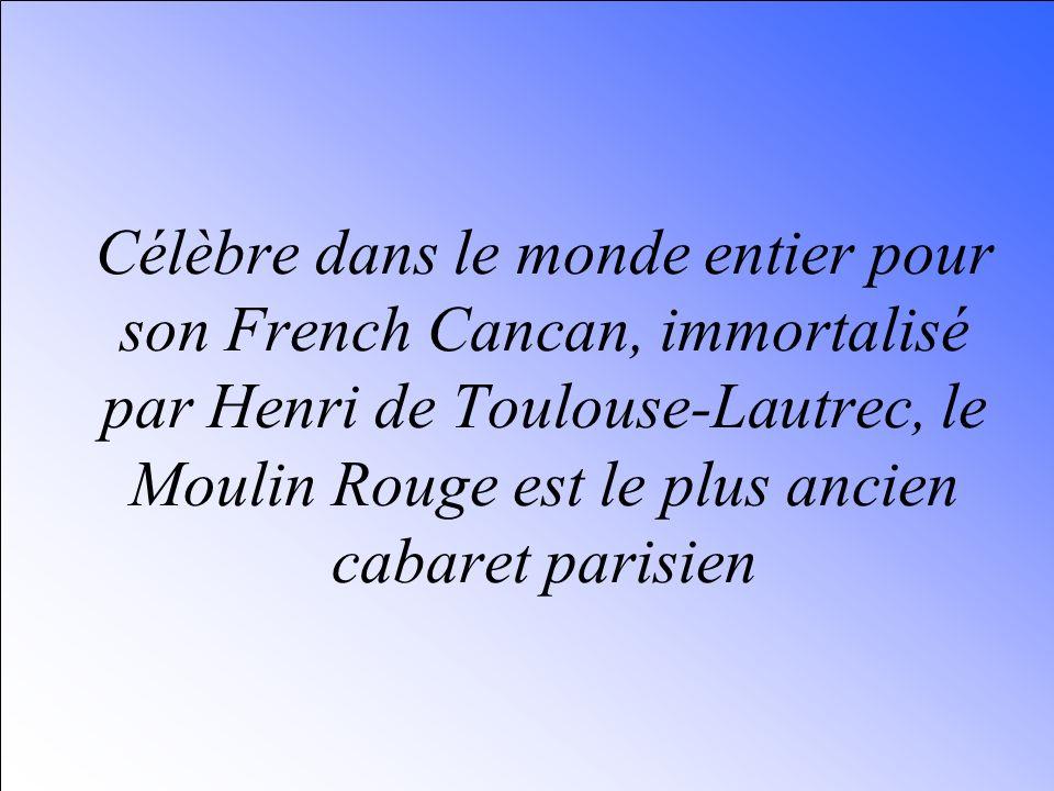 Ce revuiste bien connu sur la place de Paris souhaite en faire un lieu beaucoup plus prestigieux mais ne reste à la tête du célèbre établissement que 9 mois.