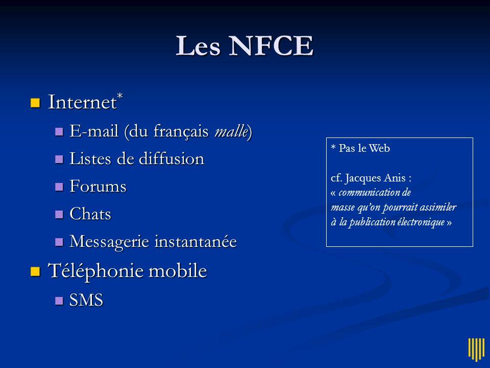 Biblographie Anis, J.(Ed.) (1999). Internet, communication et langue française.