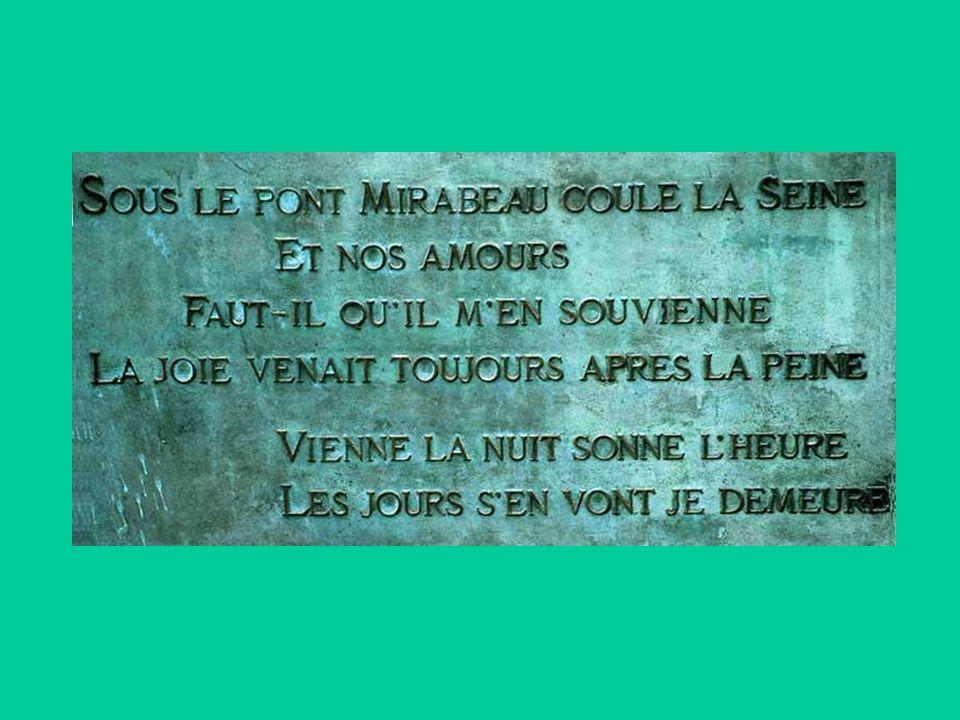 … ou mises en musique et chantées par Léo FÉRRÉ dans lalbum « Paris canaille » de 1953
