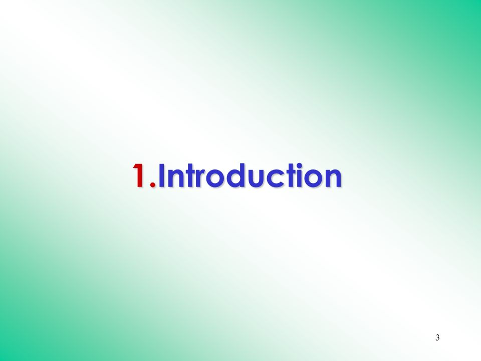 3 1.Introduction