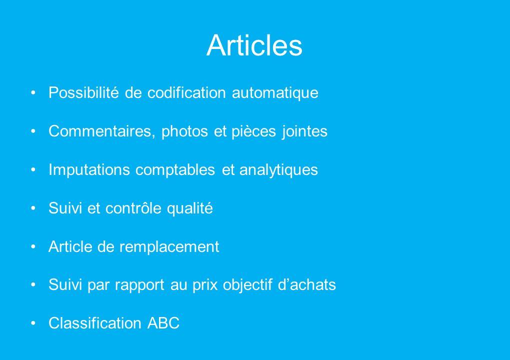 Signatures automatiques – Workflow de signatures hiérarchisées. Suivi multicritères de vos contrats, marchés, projets. Possibilité denregistrer des co