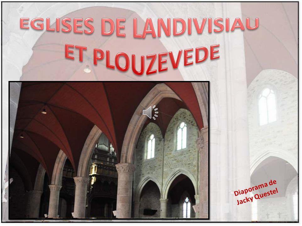 Saint Thivisiau serait aussi connu sous le nom de saint Gwisiau.