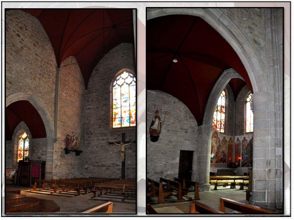 Saint Thivisiau serait aussi connu sous le nom de saint Gwisiau. Il fait partie des saints bretons plus ou moins mythiques non reconnus officiel- leme