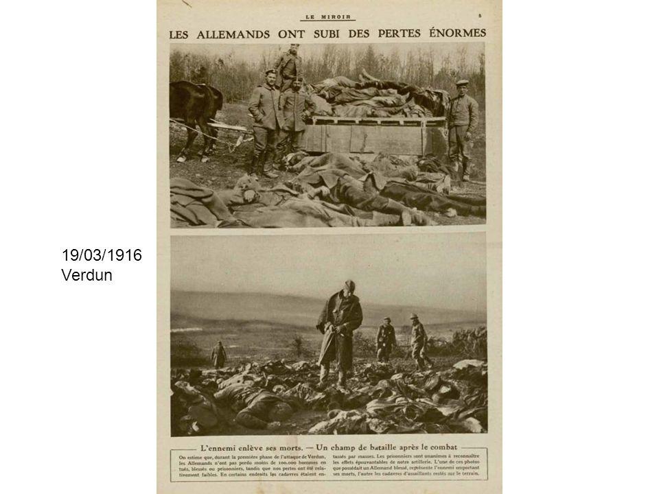 19/03/1916 Verdun