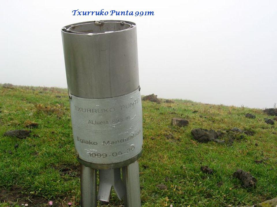 Txurruko Punta 991m