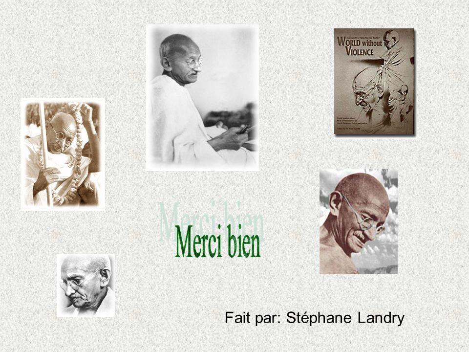 Fait par: Stéphane Landry