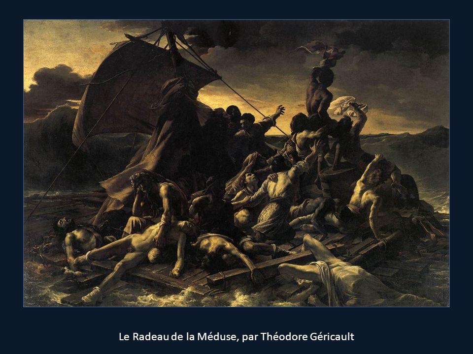 Le Radeau de la Méduse, par Théodore Géricault