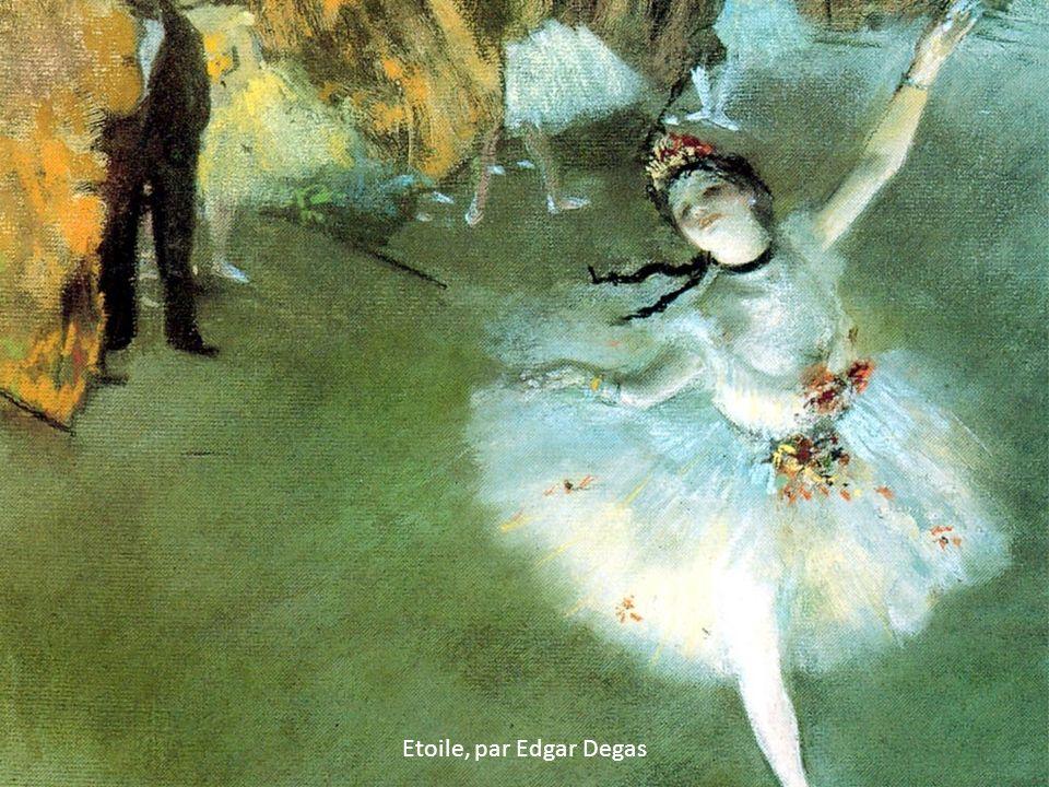 Etoile, par Edgar Degas