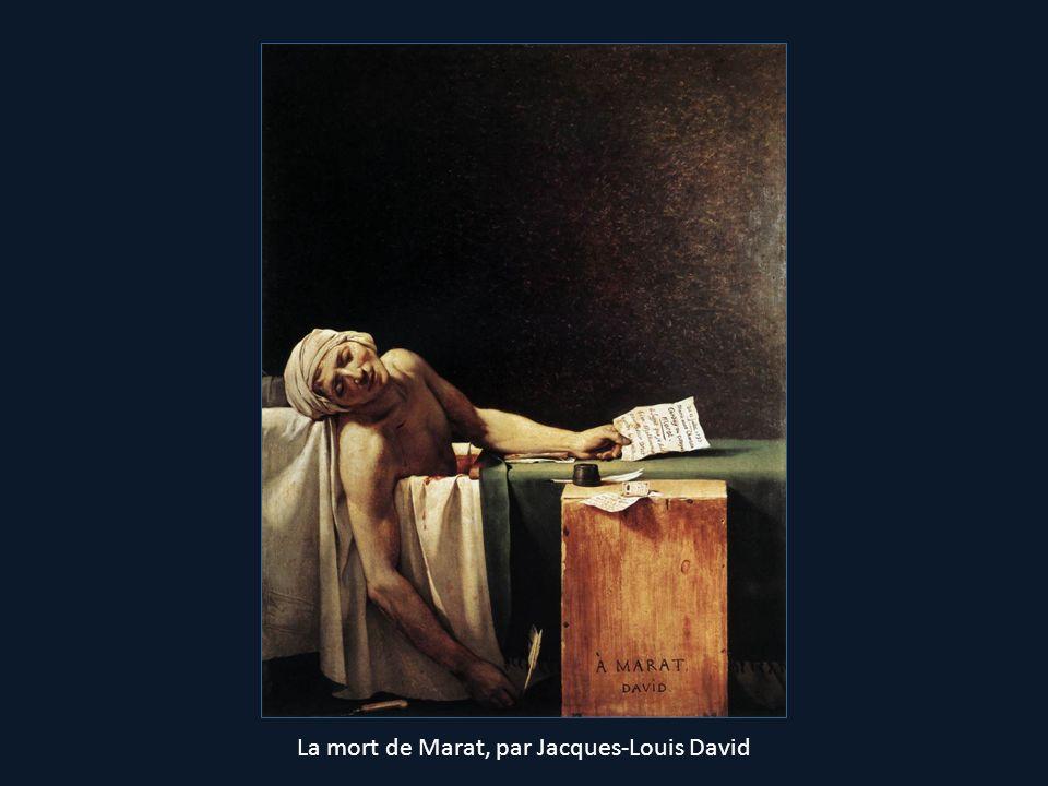 Madame Récamier, par Jacques-Louis David