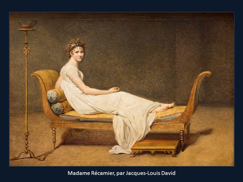 Le sacre de Napoléon, par Jacques-Louis David
