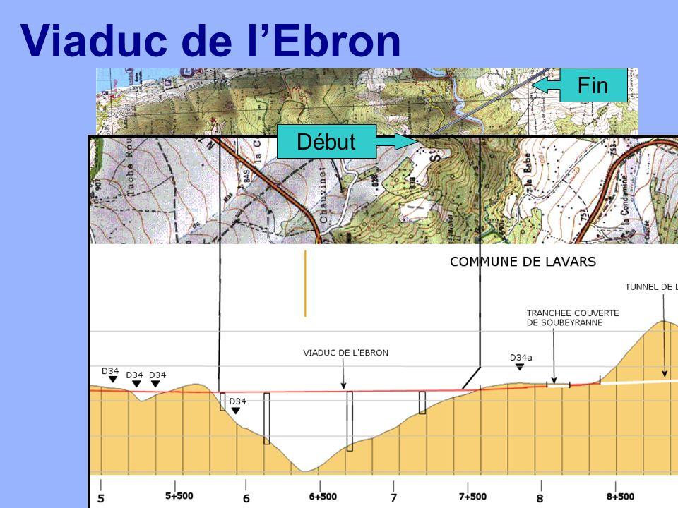 Début Fin Viaduc de lEbron