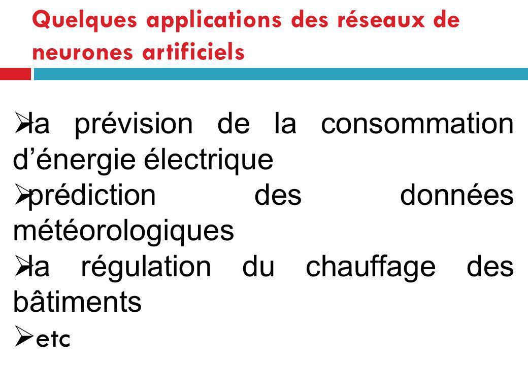 - La méthodologie La conception dun réseau de neurones artificiels suit la méthodologie représentée par lorganigramme à la figure 2.1 selon AMMAR (2007) Conception du modèle neuronal