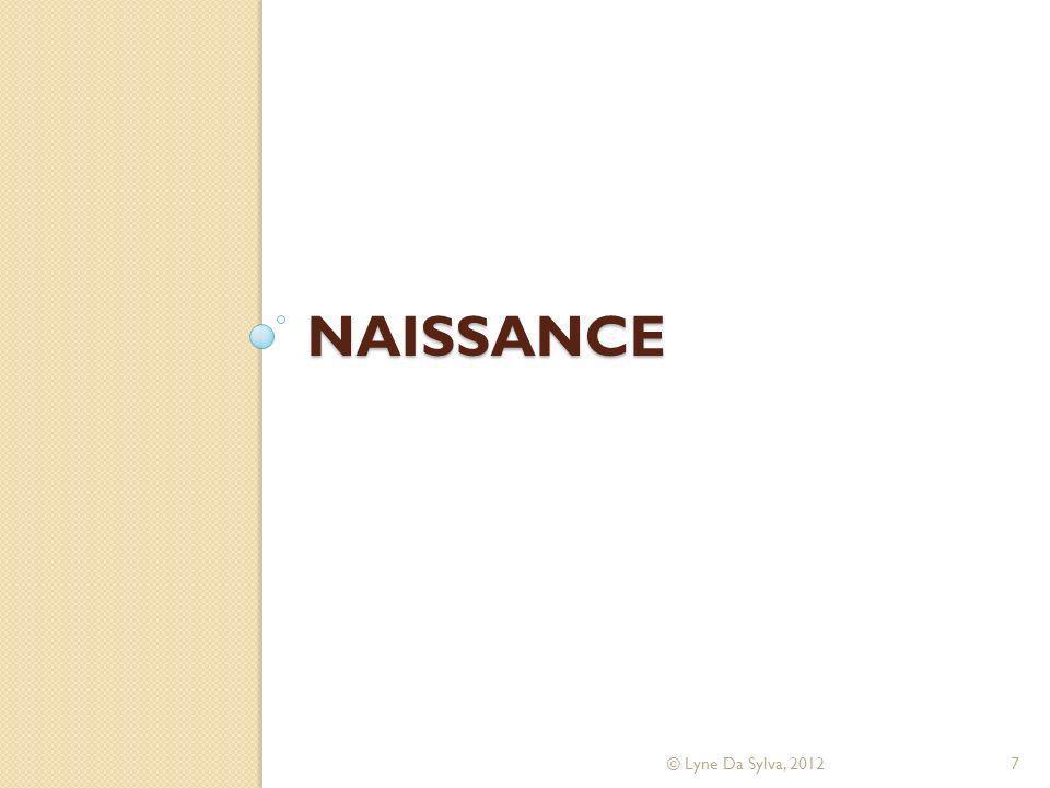 NAISSANCE 7