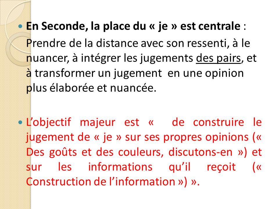 5/Concevoir les séances et déterminer leur contenu Concevoir les séances en intégrant les modalités de lecture, décriture et détude de la langue.