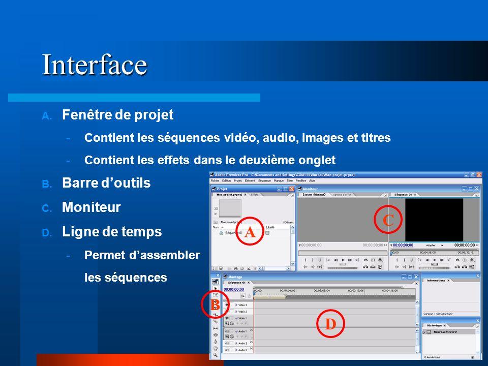 6 Interface A.