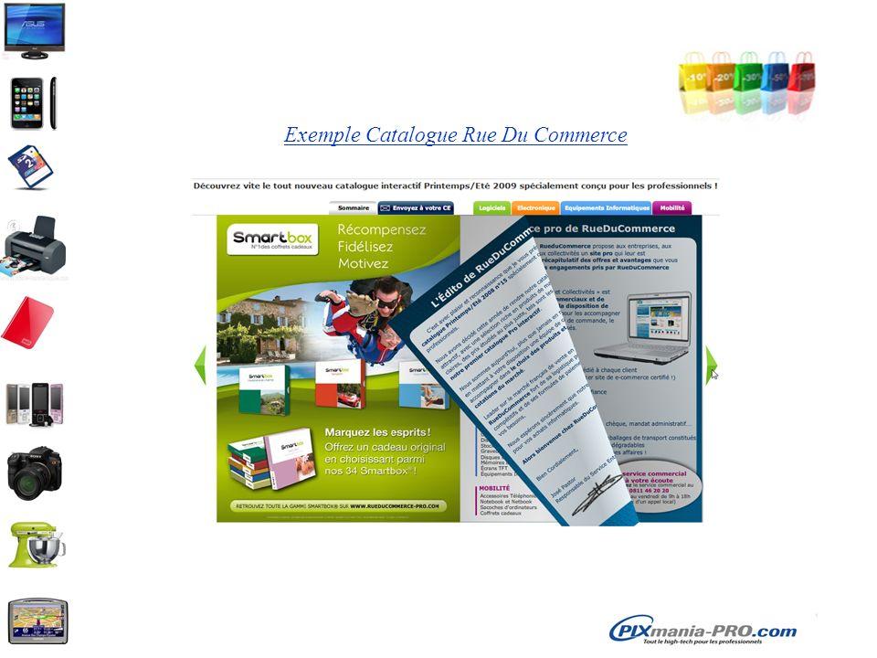 Exemple Catalogue Rue Du Commerce