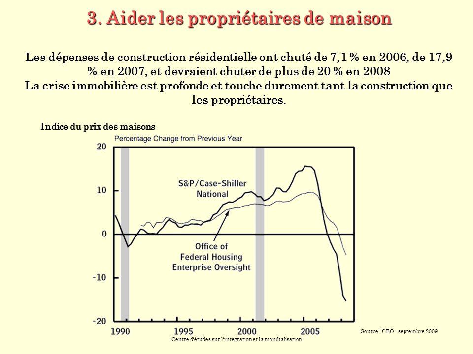 Centre détudes sur lintégration et la mondialisation 3.
