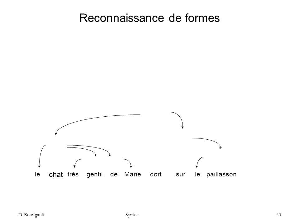 D. Bourigault Syntex 53 Reconnaissance de formes chat ledorttrèsgentildeMarielepaillassonsur