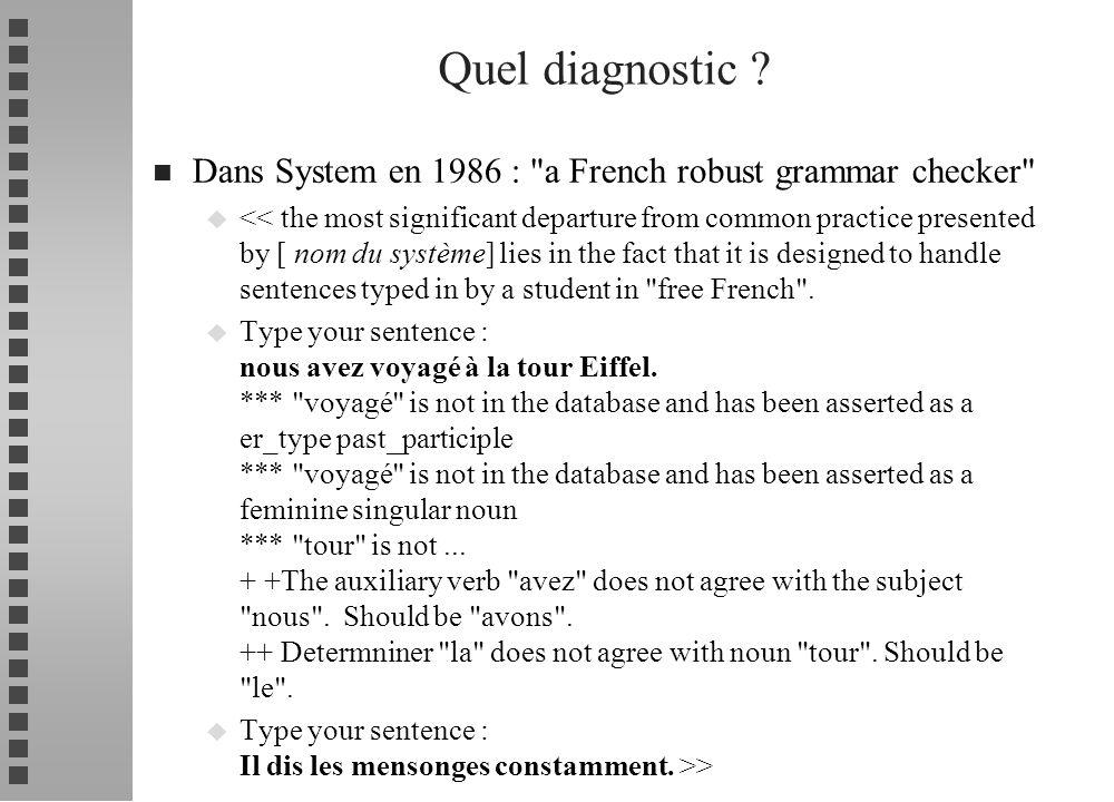 n Dans System en 1986 :