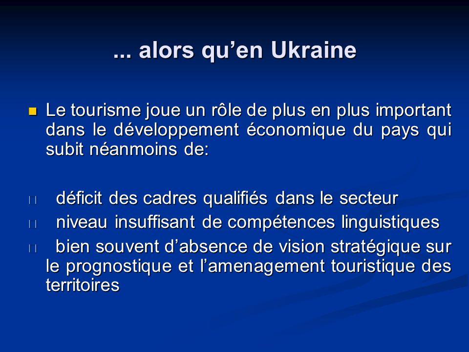 Mission du projet - lintégration mutuelle des systèmes denseignement ukrainien et européen - création et développement en Ukraine des nouvelles entreprises européennes